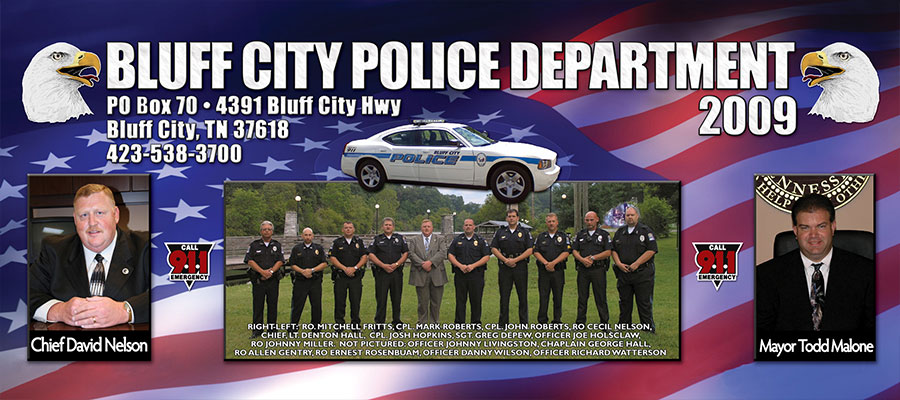 Bluff City Police Department