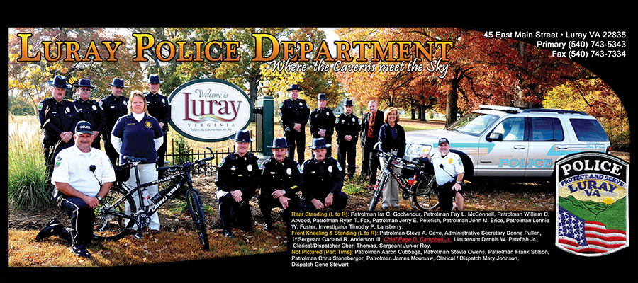 Luray Police Department