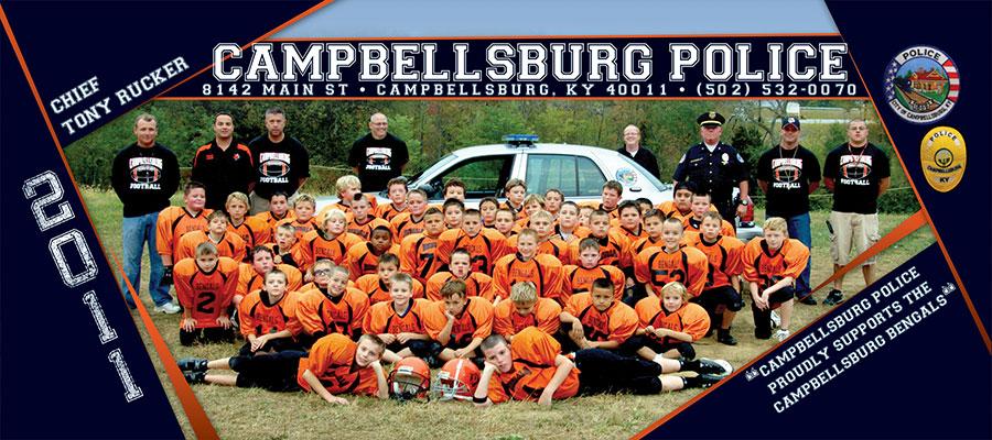 Campbellsburg Police Department