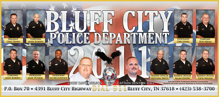Bluff Fire Department