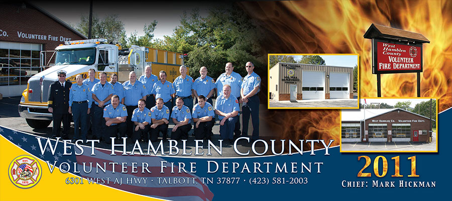 West Hamblen County Fire Department