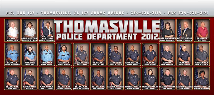 Thomasville Police Department