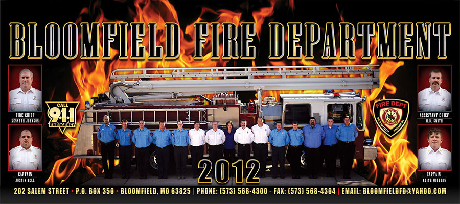Bloomfield Fire Department