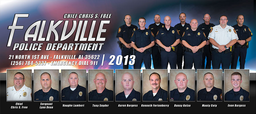 Falkville Police Department