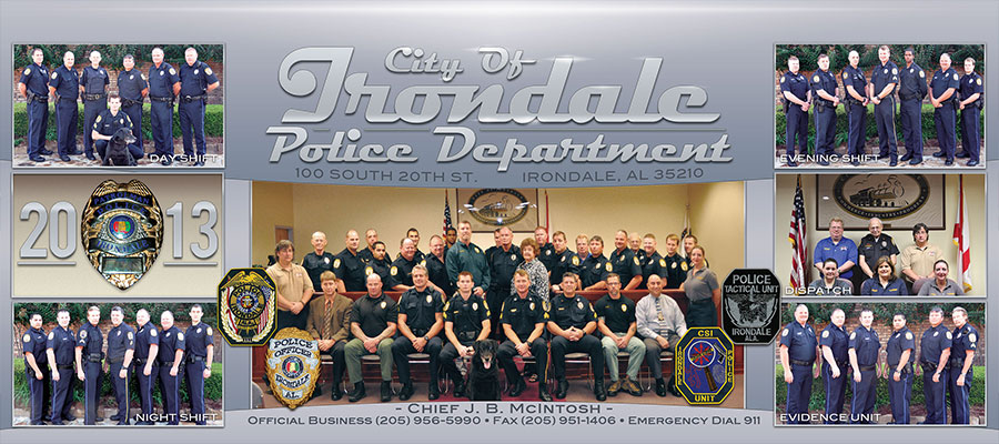 Irondale Police Department