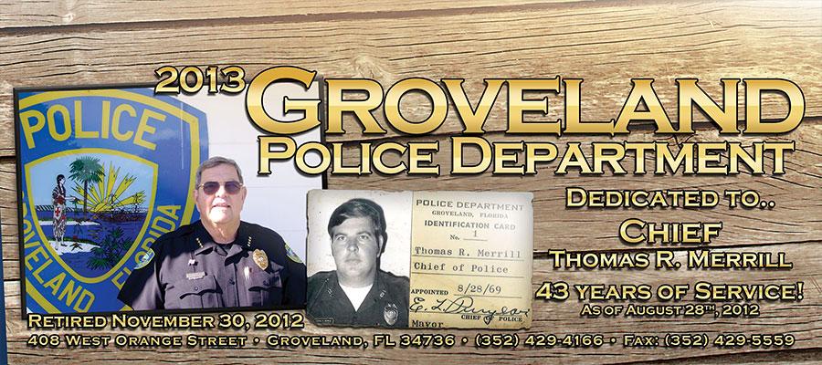 Groveland Police Department
