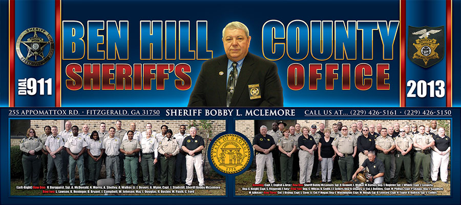 Ben Hill County Sheriff's Office