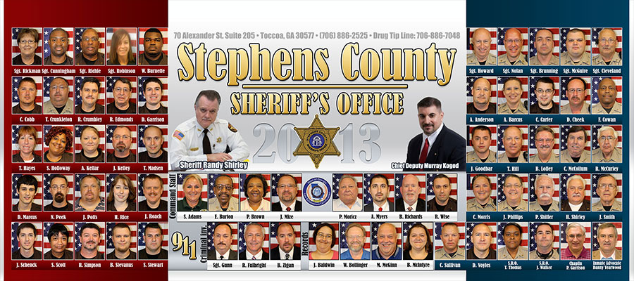 Stephens County Sheriff's Office