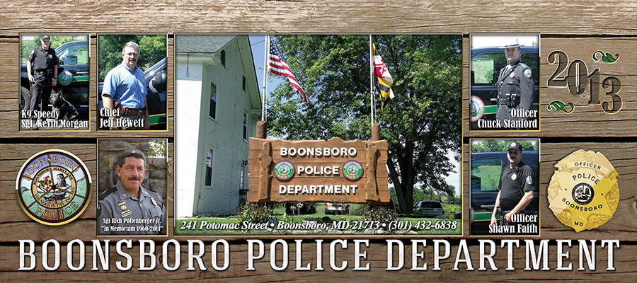 Boonsboro Police Department