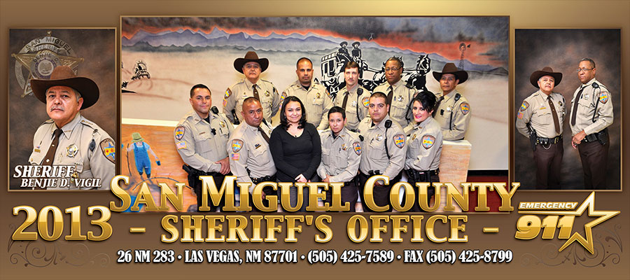 San Miguel County Sheriff's Office