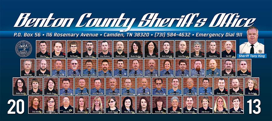 Benton County Sheriff's Office