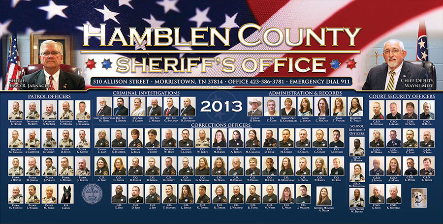 Hamblen County Sheriff's Office