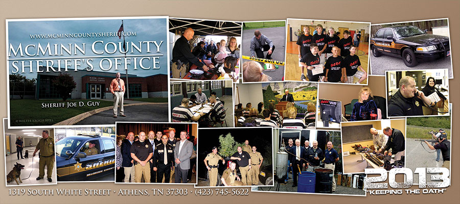 McMinn County Sheriff's Office