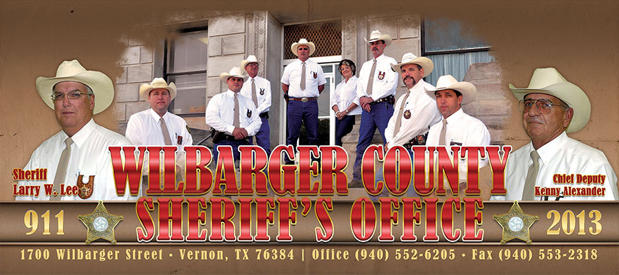 Wilbarger County Sheriff's Office