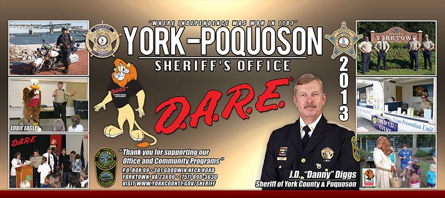 York Poquoson Sheriff's Office